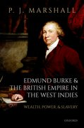 Cover for Edmund Burke and the British Empire in the West Indies