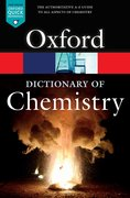 Cover for A Dictionary of Chemistry - 9780198841227