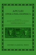 Cover for Apuleius: Philosophical Works (<em>Apulei Opera Philosophica</em>)