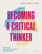 Cover for Becoming a Critical Thinker