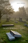 Cover for Dead Wrong