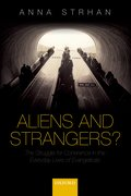 Cover for Aliens & Strangers?