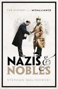 Cover for Nazis and Nobles - 9780198842552