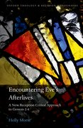 Cover for Encountering Eve