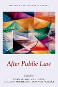 Cover for After Public Law