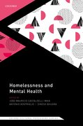Cover for Homelessness and Mental Health