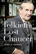 Cover for Tolkien's Lost Chaucer - 9780198842675