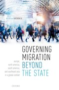 Cover for Governing Migration Beyond the State