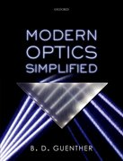 Cover for Modern Optics Simplified