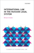 Cover for International Law in the Russian Legal System