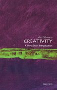 Cover for Creativity: A Very Short Introduction