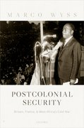 Cover for Postcolonial Security