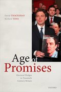Cover for Age of Promises
