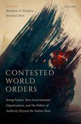 Cover for Contested World Orders