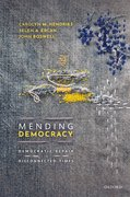 Cover for Mending Democracy