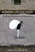 Cover for Migration in Political Theory