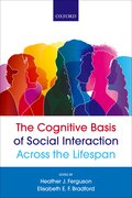 Cover for The Cognitive Basis of Social Interaction Across the Lifespan