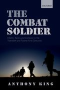 Cover for The Combat Soldier
