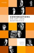 Cover for Conversations on Art and Aesthetics - 9780198843870