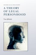 Cover for A Theory of Legal Personhood
