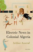 Cover for Electric News in Colonial Algeria