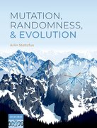 Cover for Mutation, Randomness, and Evolution