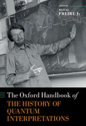Cover for The Oxford Handbook of the History of Quantum Interpretations