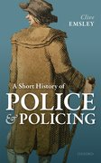 Cover for A Short History of Police and Policing