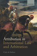 Cover for Attribution in International Law and Arbitration
