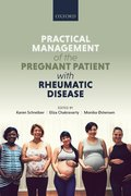 Cover for Practical management of the pregnant patient with rheumatic disease