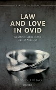 Cover for Law and Love in Ovid - 9780198845140