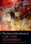 Cover for The Oxford Handbook of Law and Economics