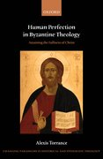 Cover for Human Perfection in Byzantine Theology