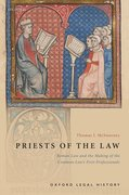 Cover for Priests of the Law