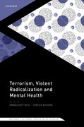 Cover for Terrorism, Violent Radicalisation, and Mental Health - 9780198845706