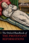 Cover for The Oxford Handbook of the Protestant Reformations