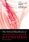 Cover for The Oxford Handbook of Organizational Change and Innovation