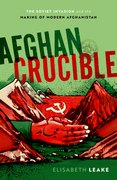 Cover for Afghan Crucible