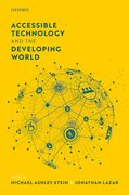 Cover for Accessible Technology and the Developing World