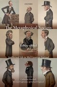 Cover for The Metaphysical Society (1869-1880)