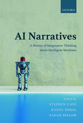 Cover for AI Narratives - 9780198846666