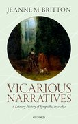 Cover for Vicarious Narratives