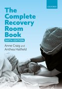 Cover for The Complete Recovery Room  Book