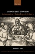 Cover for <em>Communicatio Idiomatum</em>