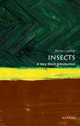 Cover for Insects: A Very Short Introduction
