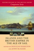 Cover for Islands and the British Empire in the Age of Sail