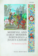 Cover for Medieval and Early Modern Portrayals of Julius Caesar