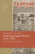 Cover for Marketing English Books, 1476-1550