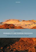 Cover for Probability and Random Processes - 9780198847601