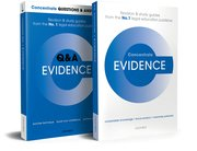Cover for Evidence Revision Concentrate Pack